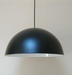 KP AYDINLATMA - Küre Dekoratif Sarkıt (SİYAH) 44cm